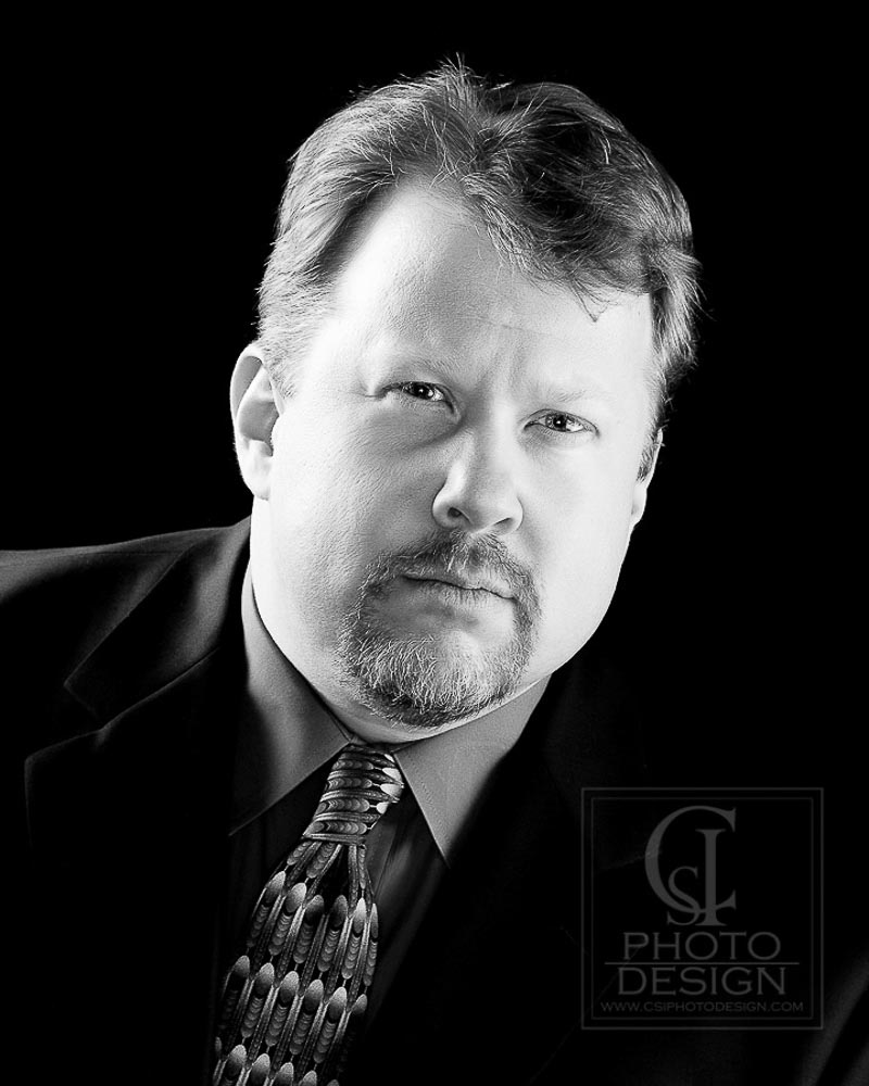 Kevin Miller Professional Head Shot Photography Boise, Idaho- CsiPhotoDesign