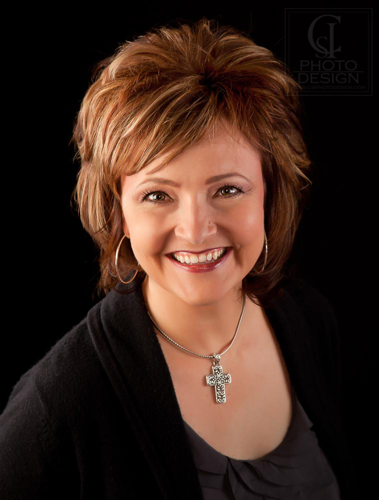 Professional Headshot CsiPhotoDesign, Boise, Idaho of Claudia Weathermon